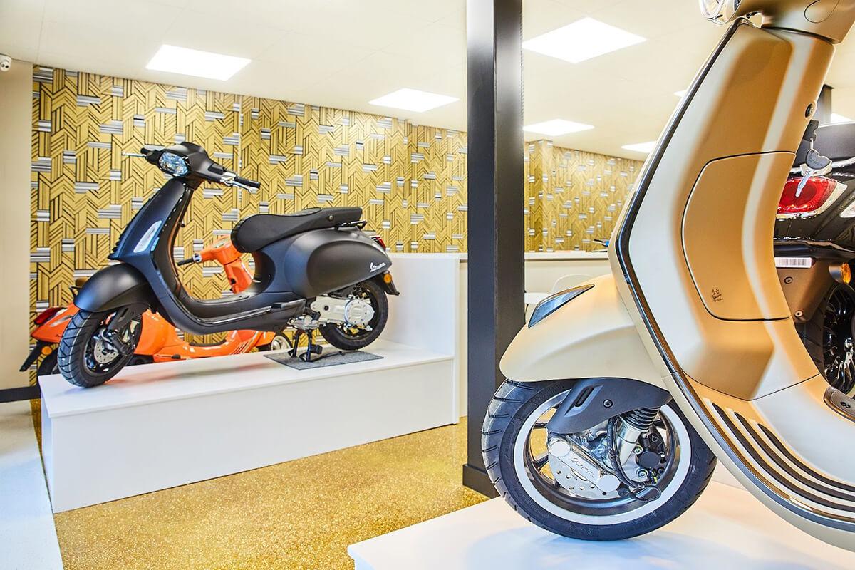 Elektrische Scooters Accessoires Brom En Snorfietsen Central Scooters